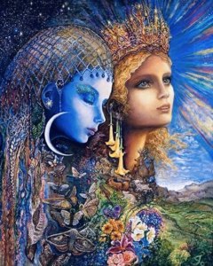 New Moon in Taurus- Earthy Delights, The Most Sensual New Moon of 2021,  The Joy of a Mother's Love + Nourishment
